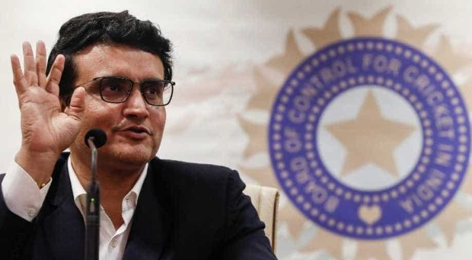 BCCI working on possible options for IPL 2020: Sourav Ganguly in letter to  state associations, Sports News | wionews.com