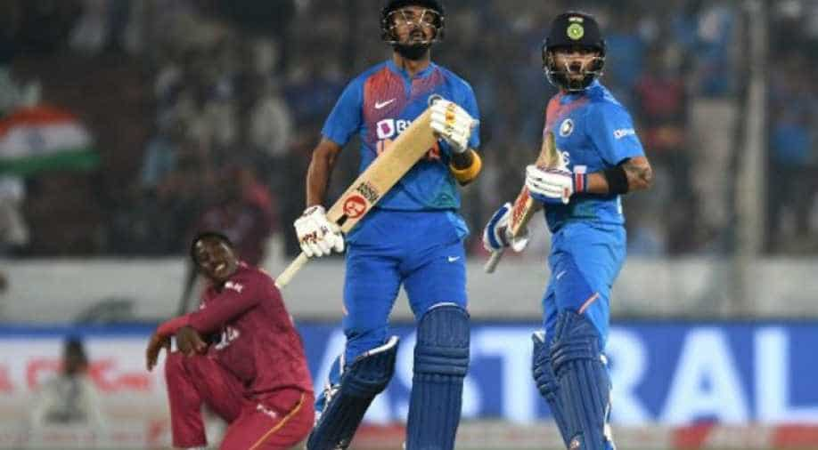 India V West Indies 3rd T20 India Dismantle West Indies To