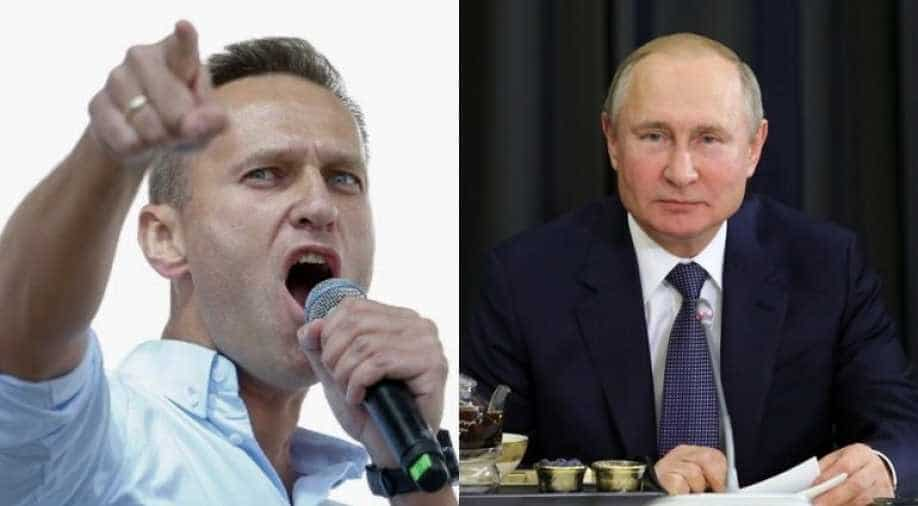 Who cares about him, if we wanted, we would have made it done: Putin on  Navalny poisoning, World News | wionews.com