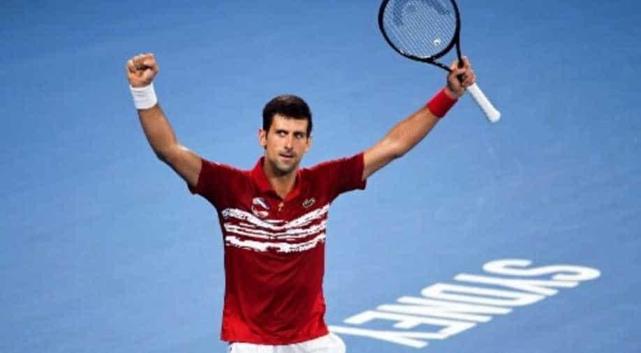 Novak Djokovic donates 40,000 Euros to Serbian town badly affected ...