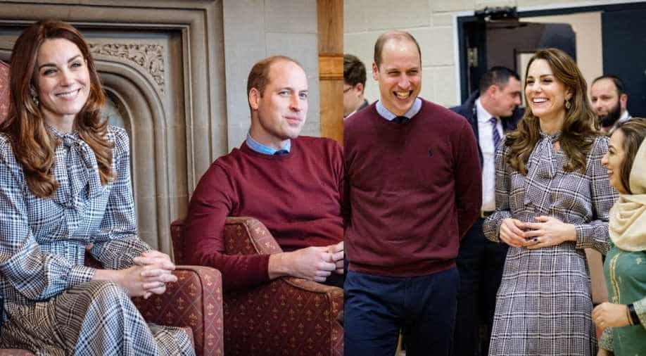 Prince William Kate Middleton Step Out For The First Time Since Royal Family Crisis Entertainment News Wionews Com