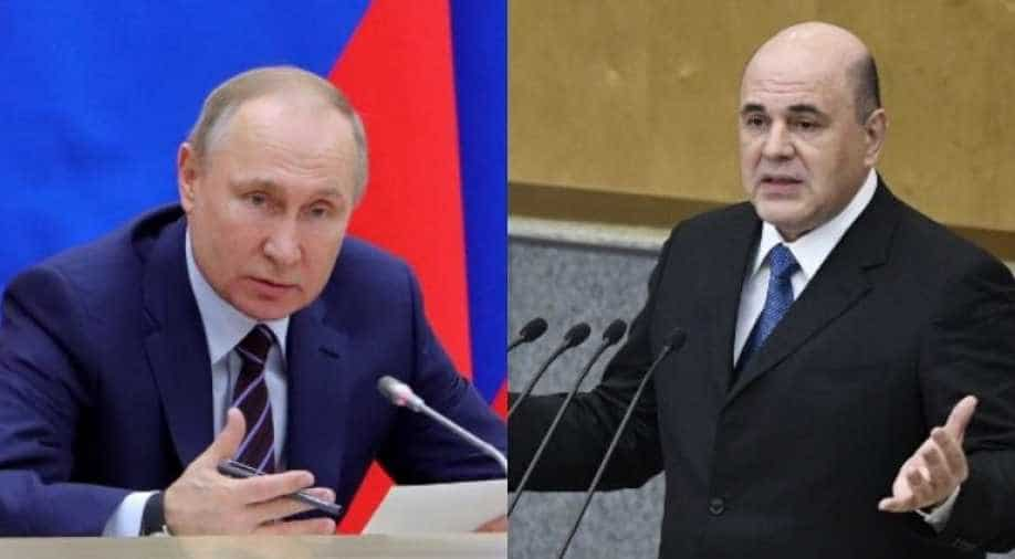 Russian lawmakers overwhelmingly approve Mikhail Mishustin as PM ...