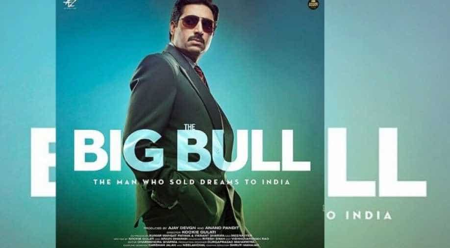 The Big Bull: Abhishek Bachchan reveals release date for his next ...