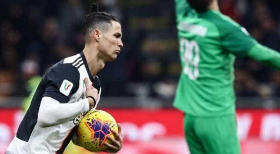 Serie A Juventus Seek Brescia Boost As Rivals Inter Lazio Go Head To Head Sports News Wionews Com