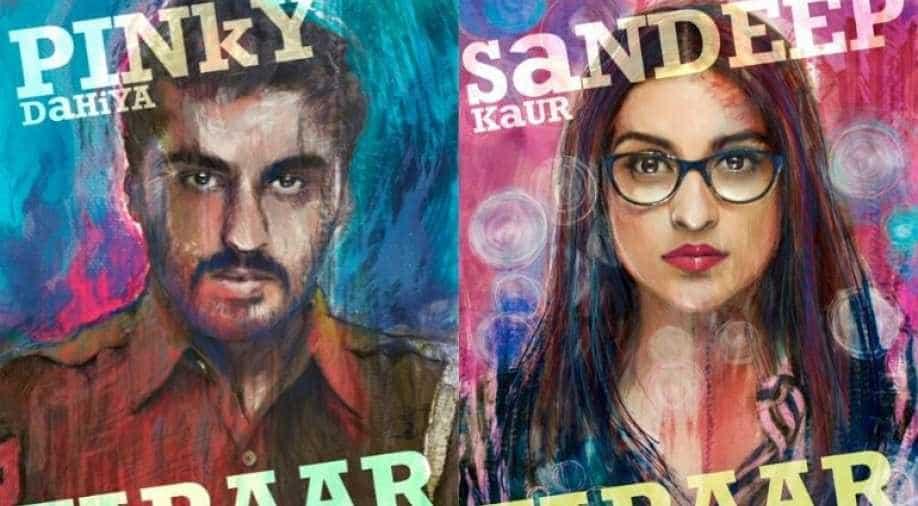 Bollywood News, Sandeep Aur Pinky Faraar: Parineeti Chopra, Arjun Kapoor  introduce each other's characters, Entertainment News | wionews.com