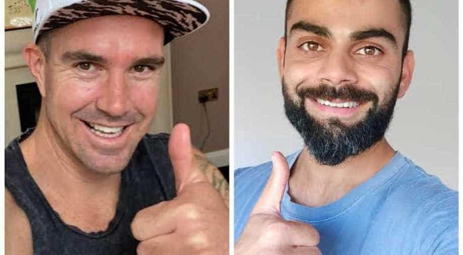Virat Kohli to join Kevin Pietersen on Instagram live session ...
