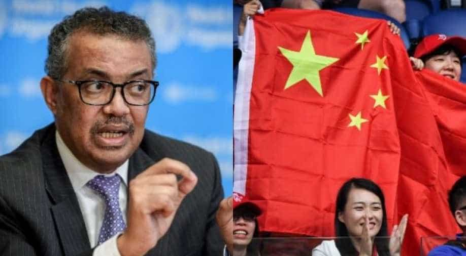 Fauci, das US-Gesundheitsamt und die WHO arbeiten mit China zusammen, um COVID-Informationen zu kontrollieren