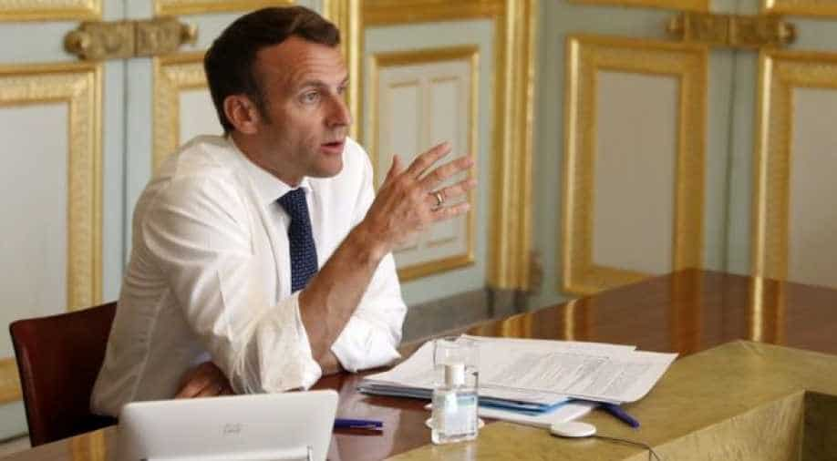 Will A Half Step By Macron Be Enough To Blunt France S Second Wave World News Wionews Com