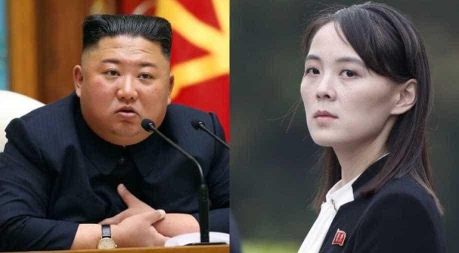 North Korea S De Facto Second In Command Kim Yo Jong Disappears Off Public Radar World News Wionews Com