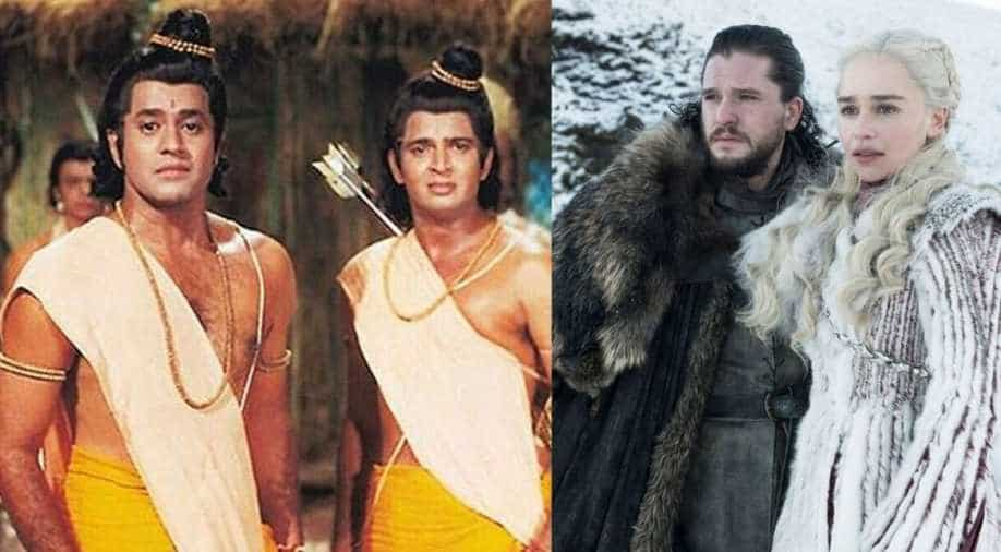 `Ramayana` beats `Game of Thrones` to become the world`s most watched show thumbnail