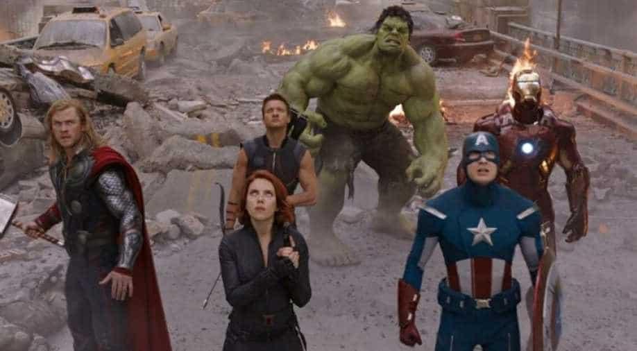 Avengers assemble': The original six cast members come together for an epic  reunion, Entertainment News | wionews.com