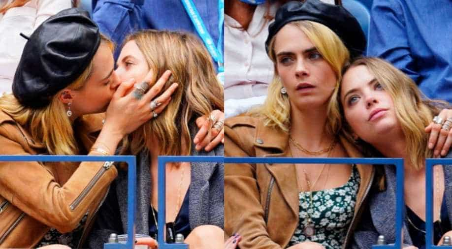 Cara Delevingne And Partner Split After Being Together For 2 Years Entertainment News Wionews Com