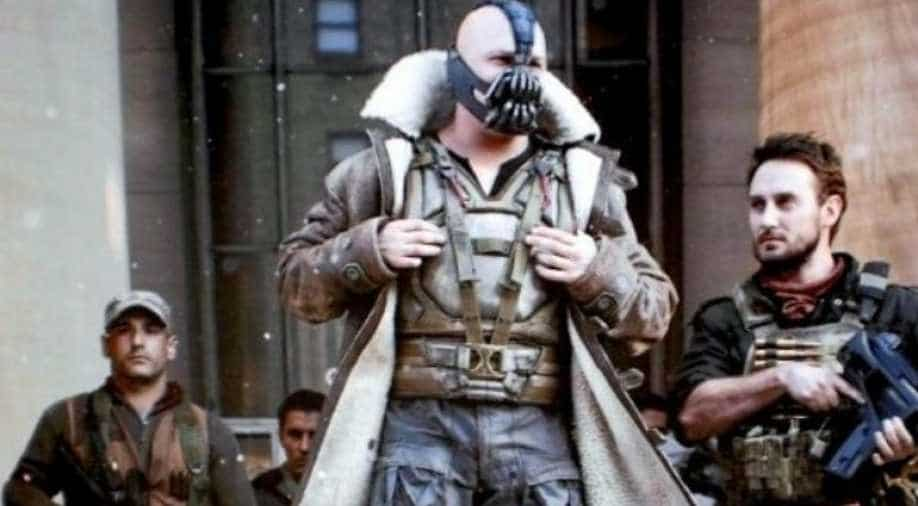 Bane S Mask From The Dark Knight Rises Is In Demand Amid Coronavirus Outbreak Entertainment News Wionews Com