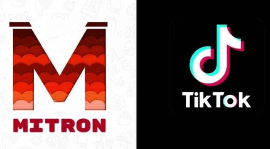 Indian 'Mitron' app takes on Chinese TikTok, clocks five million ...