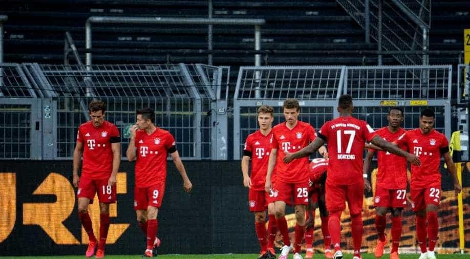 Bayern Munich Vs Lyon Ucl Live Streaming When And Where To Watch Bay Vs Lyo Sports News Wionews Com