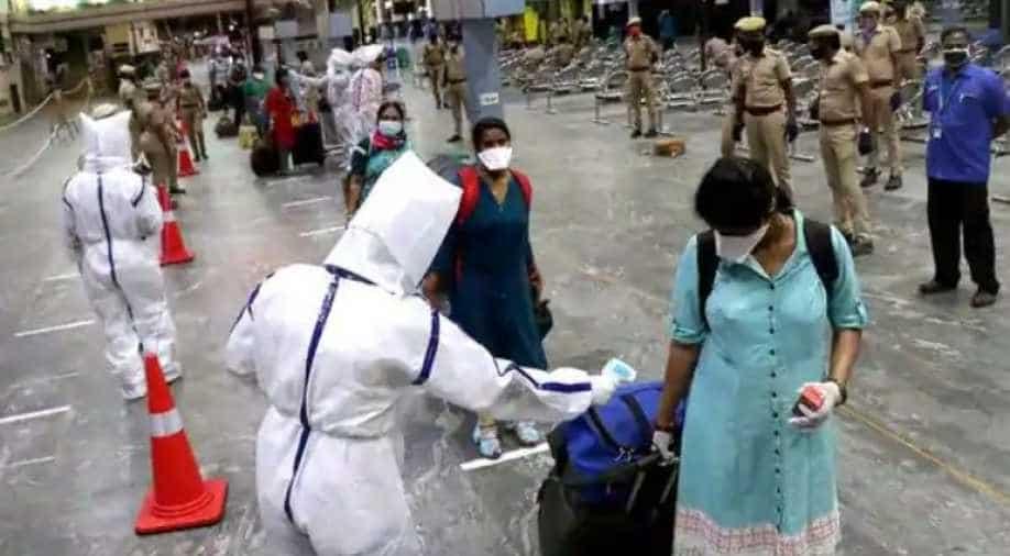 COVID 19: Tamil Nadu shifts to lockdown 5.0, instead of unlock 1.0 ...