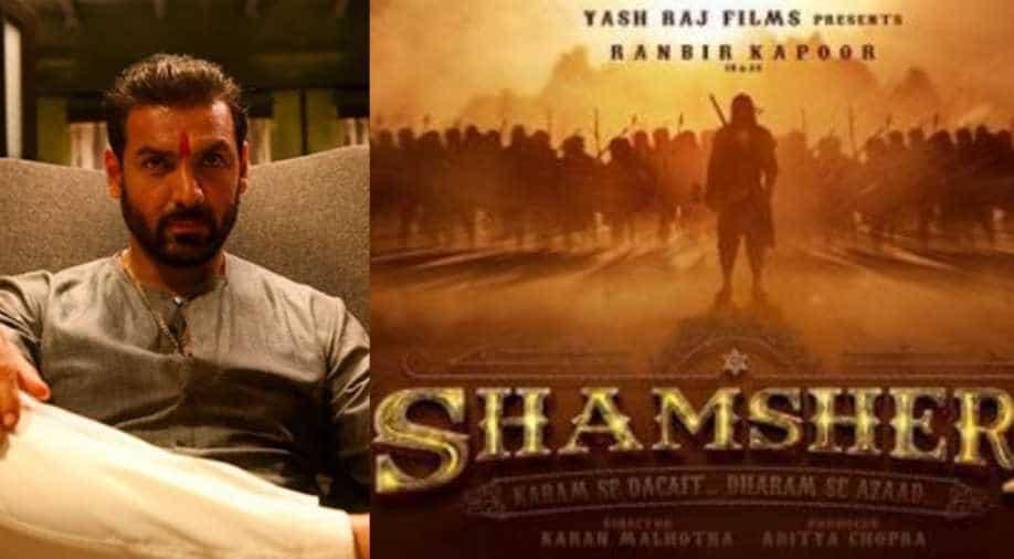 Shamshera Mumbai Saga Among First Films To Resume Shooting As