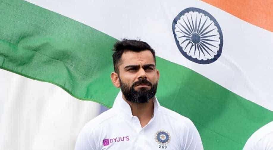 My Personality Is The Representation Of A New India Virat Kohli Sports News Wionews Com Get full information of virat kohli profile, team, stats, records, centuries, wickets, images, ipl 2020 team, ranking, players rating. india virat kohli