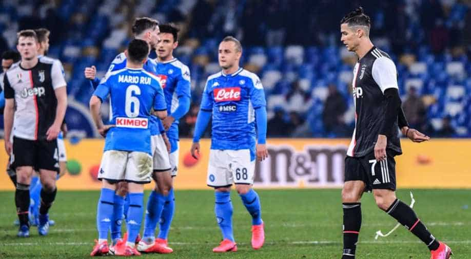 Juventus Vs Napoli Coppa Italia Final Preview A Feisty Face Off Expected In Rome Sports News Wionews Com