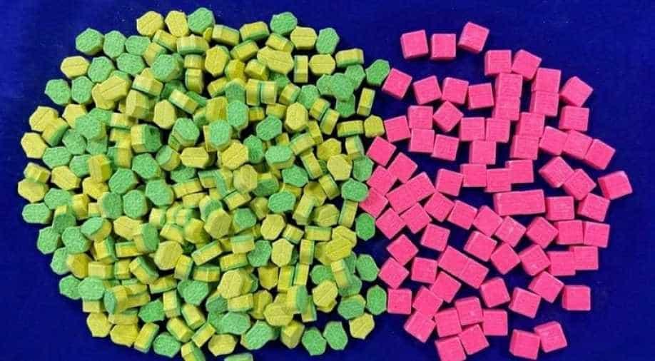 Telugu Crime News - Drugs Transport From Netherlands To Bheemavaram