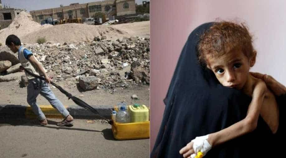 When will we see an end to the war in Yemen?