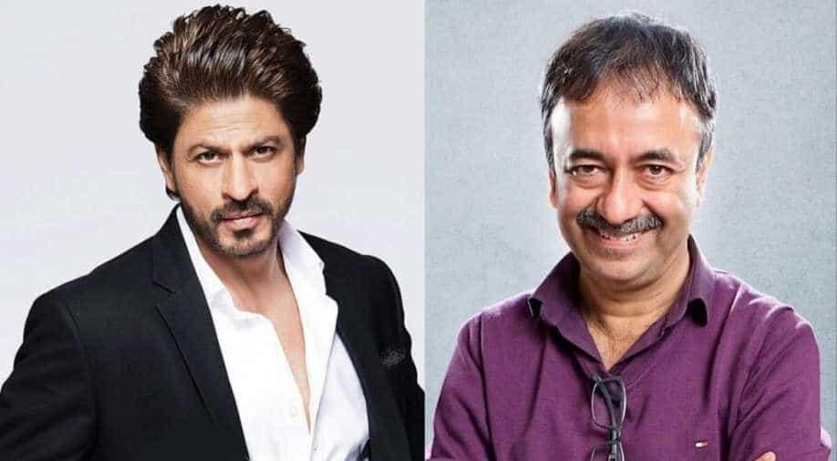 Shah Rukh Khan S Next To Be Social Comedy With Rajkumar Hirani Entertainment News Wionews Com