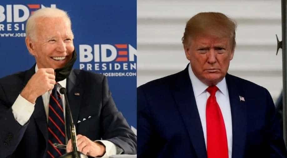 His name is Joe Biden. And he totally approves Trump's 'message', World  News | wionews.com