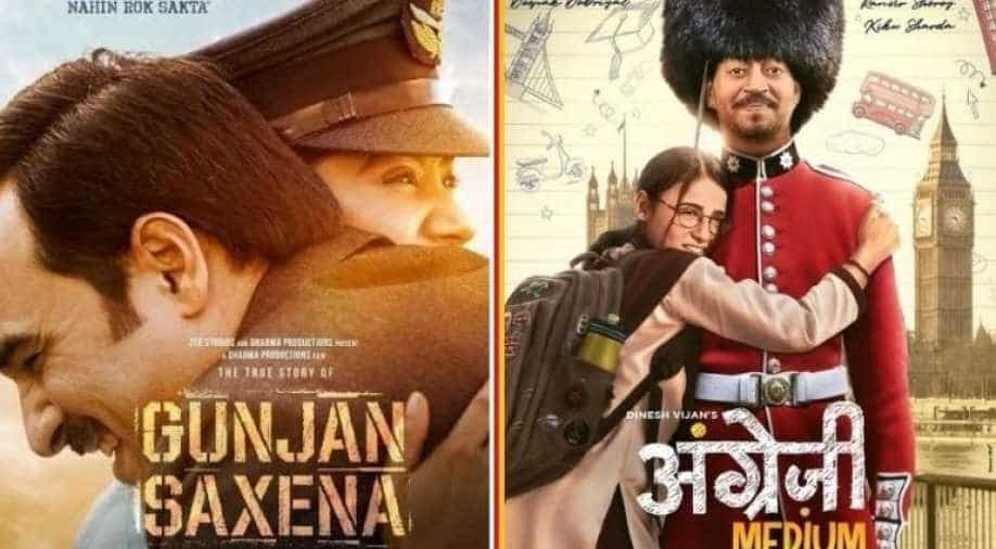 Gunjan Saxena To Angrezi Medium How Winds Are Changing For The Patriarch In Hindi Cinema Opinions Blogs News Wionews Com