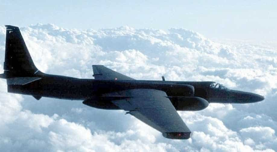 China accuses US spy plane of entering no-fly zone