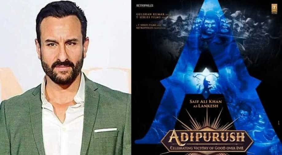 "Adipurush: Saif Ali Khan To Play ""Intelligent Demon"" Lankesh Opposite Prabhas"
