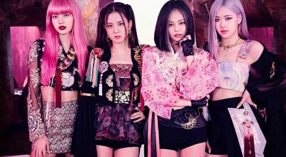 K-pop band Blackpink to get documentary on Netflix, Entertainment News    wionews.com