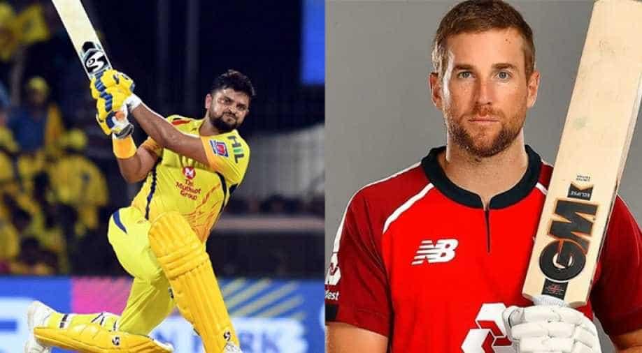 IPL 2020: Dawid Malan to replace Suresh Raina? CSK CEO ...