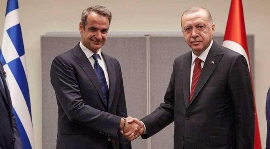 DATI PRILIKU DIPLOMATIJI: Erdogan je voljan sastati se s grčkim premijerom