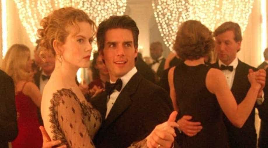 Nicole Kidman Recalls Having A Happy Marriage With Tom Cruise While Filming Eyes Wide Shut Entertainment News Wionews Com
