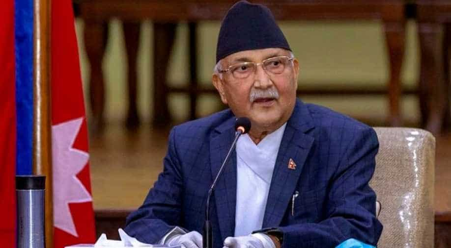 Nepal PM Oli continues to hold meetings despite his close aides testing  positive for Covid, Nepal News | wionews.com