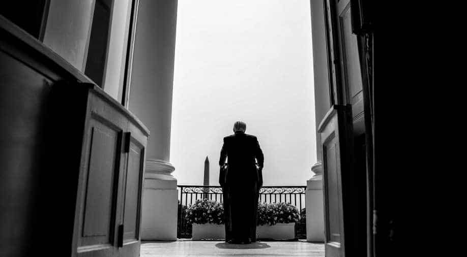 "FILE -- President Donald Trump delivers remarks at the White House in Washington, Sept. 15, 2020. ""America still awaits a politically incorrect president — while it waits out the jerk,"" writes Bret Stephens. (Doug Mills © 2020 The New York Times Company)"