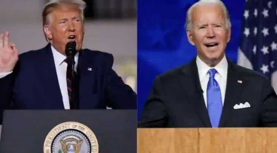 Us Elections 2020 Biden Set To Win In Virginia Vermont Delaware Say Exit Polls World News Wionews Com