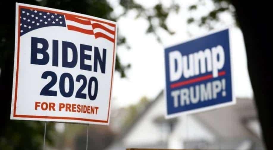 Us Election 2020 Donald Trump Predicts No Christmas And Thanksgiving If Joe Biden Wins World News Wionews Com