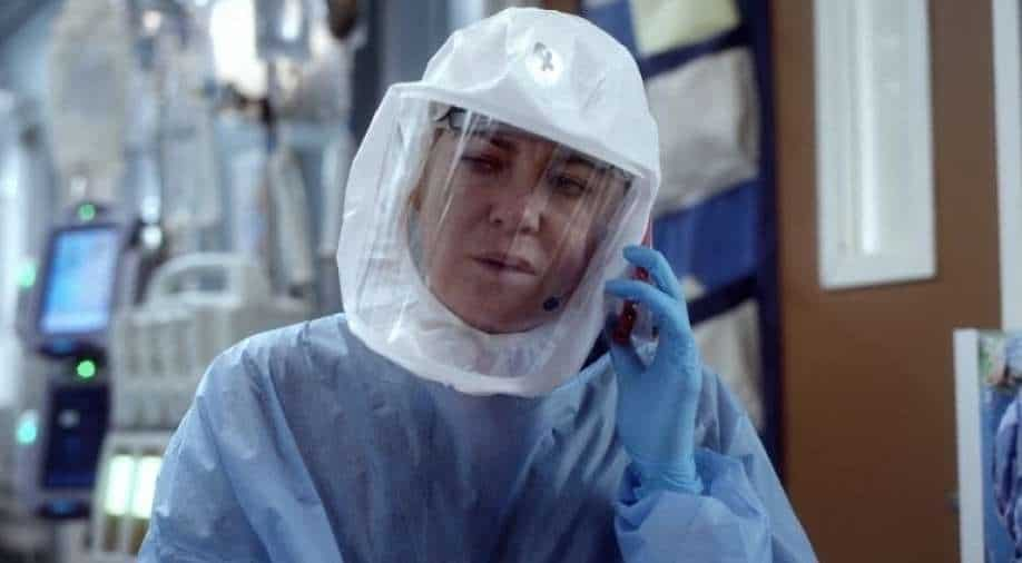 GreyS Anatomy Season 14 Stream