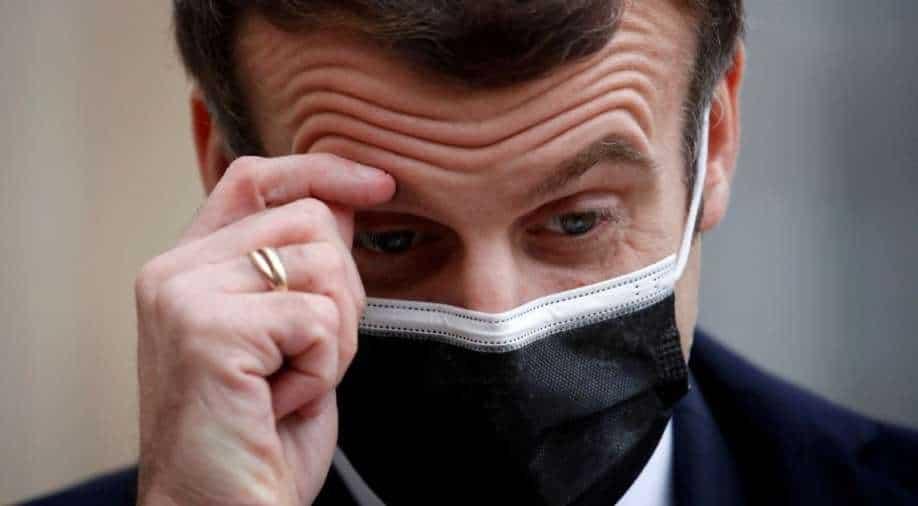 France to tighten legislation on incest, Macron says