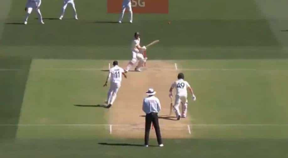 Watch Marnus Labuschagne S Leaves And No Run Calls Leave Twitterati In Splits Sports News Just News Day
