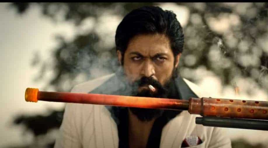 Watch 'KGF Chapter Two' teaser: Yash and Sanjay Dutt lock ...