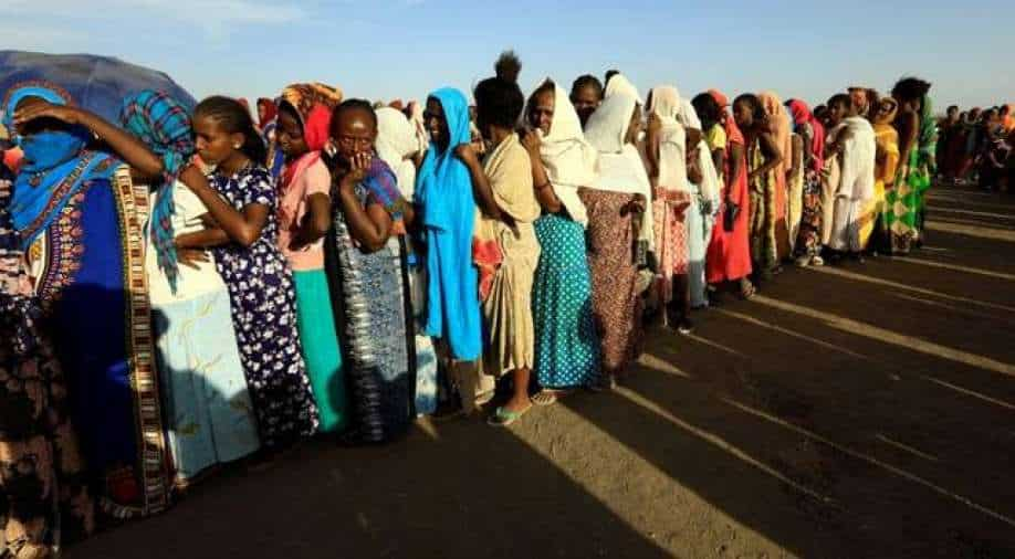 Ethiopian women raped in Mekelle, says soldier