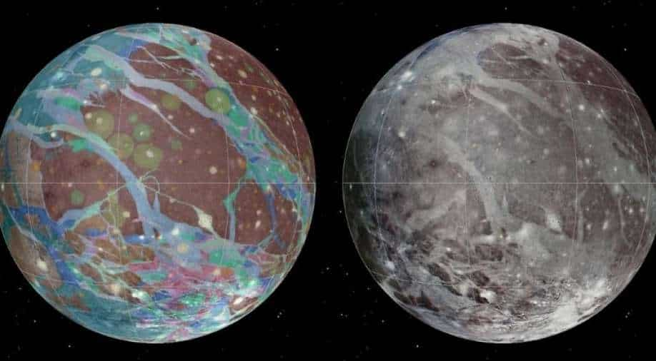 NASA detects FM signals from Jupiter`s moon Ganymede for the first time - WION
