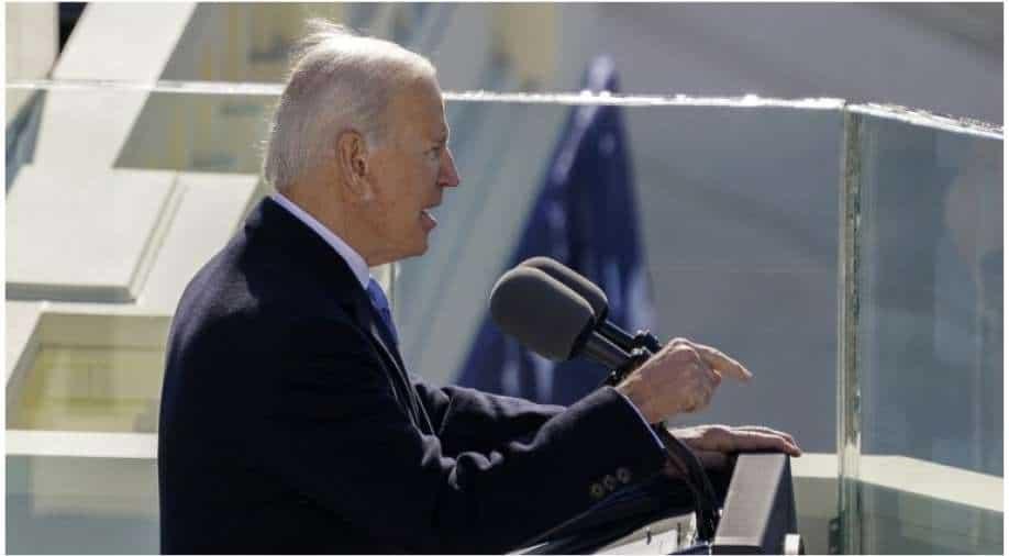 Us President Joe Biden Inaugural Speech Full Text World News Wionews Com