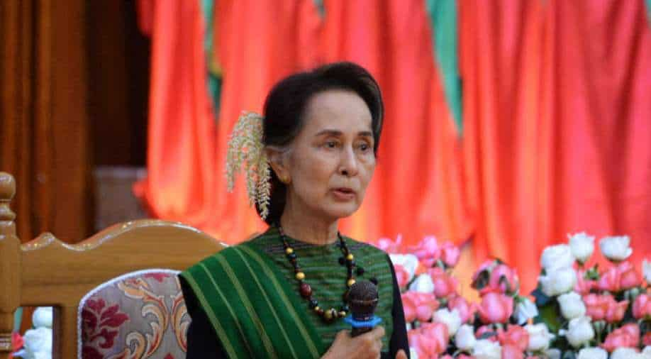 Myanmar's Aung San Suu Kyi hit with fresh corruption charges - New India  Life