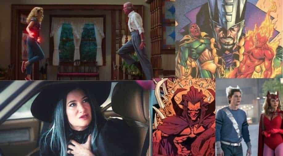 `WandaVision` latest episode opens the gate of MCU to X-Men & next supervillain - WION
