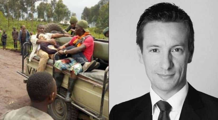 Italian ambassador,Luca Attanasio killed in DR Congo during kidnapping attempt