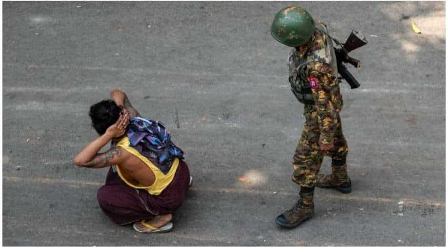US condemns 'brutal violence' by Myanmar military after 38 deaths in  clashes, South Asia News | wionews.com