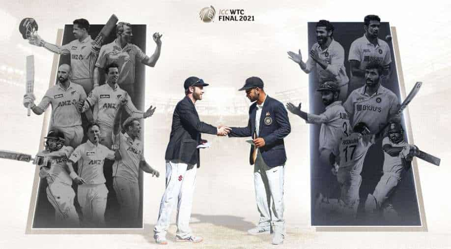 Who will be the winner of India and New Zealand if the WTC 2021 final draws or tie? ICC decided